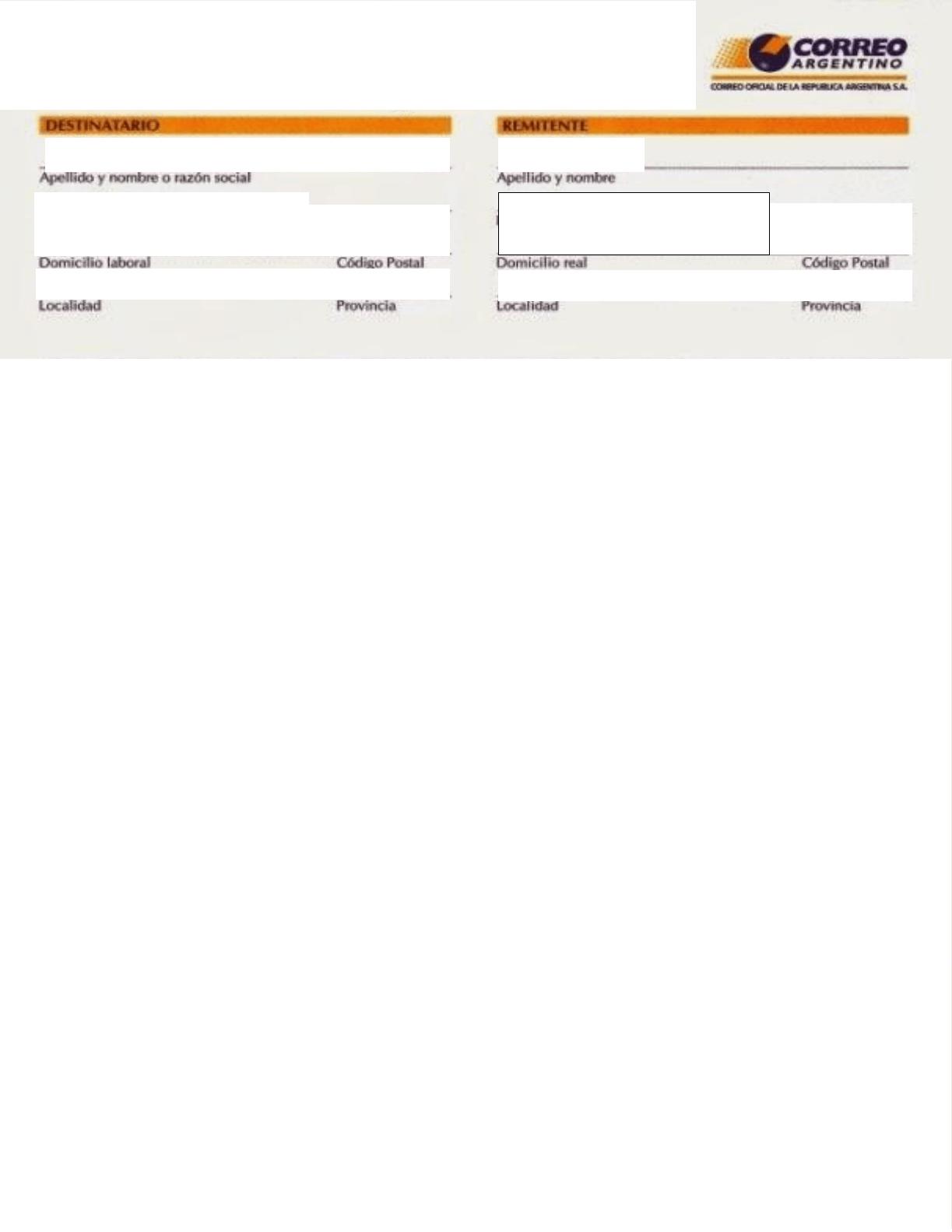Modelo De Examen Carta Documento Modelo Practica